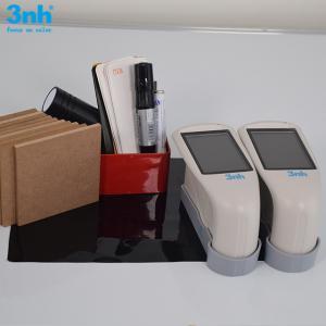 Buy cheap Small Aperture Multi Angle Gloss Meter , Gloss Measurement Instruments 1000gu NHG60M product