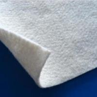 China White Color PET Geotextile Separation Fabric Non Woven Lightweight UV Resistance on sale