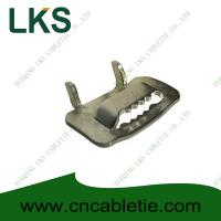 Buy cheap Toothed Stainless Steel Buckle LKS-L14,LKS-L38,LKS-L12,LKS-L58,LKS-L34 product
