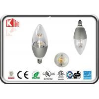 Buy cheap Custom High Power Dimmable Candle LED Light Bulbs Energy Saving from wholesalers