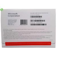 Buy cheap Microsoft Windows 10 Pro Oem 64 Bit DVD Retail Online Activation , Win 10 Home OEM product