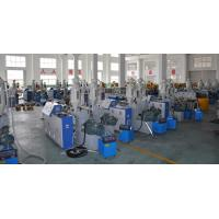 Buy cheap HUASU Double Wall Corrugated Pipe Extruder , Corrugate Pipe Machinery product