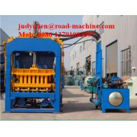China Qt4-15 Automatic Hydraulic Hollow Paving Concrete Block Brick Making Machine 5000 Pieces/Day on sale