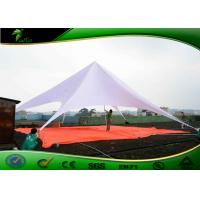 Buy cheap Outdoor Aluminum Promotion Star Shelter / Star Shaped Tent Oxford Cloth product