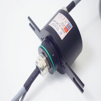 Buy cheap IP65 waterproof slip ring with 20A power, aluminium housing ,used for offshore equipment,food industry,oil well product