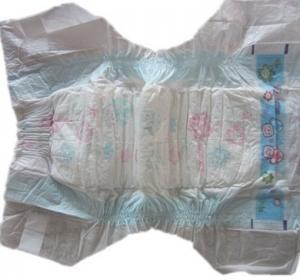 OEM PE Backsheet Disposable Baby Diapers