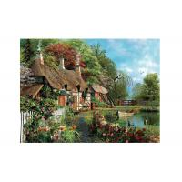 Buy cheap Idyllic Scenery 3D Lenticular Pictures Full Colour Printing For Hotel product