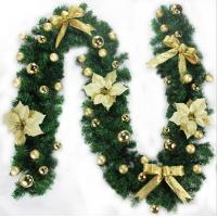 Buy cheap PVC Christmas Garland from wholesalers