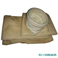 Buy cheap Cement Kiln Bag Filter Nomex High Temperature Resistant, Resists flexing and abrasion Nomex Filter Bag product