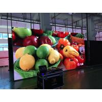 Buy cheap Rental LED Screen Stage Background Pantalla LED Display 250*250mm from wholesalers