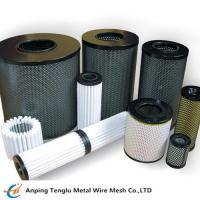 Buy cheap Industrial Filter|Stainless Steel Sintered Metal Mesh Filter for Sieve product
