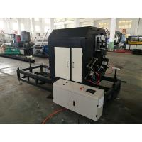Buy cheap HDPE Double Wall Corrugated Pipe Machinery , Corrugated Pipe Extrusion Line SBG-250 product