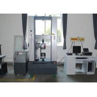 China 600KN Lab Electromechanical Universal Testing Machine Of Metal And Non Metal Materials on sale