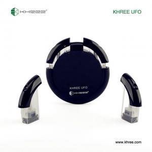 China New electronic cigarette 600mAh 2x2ml Khree ufo vapor starter kits on sale