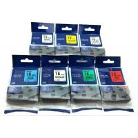 Buy cheap Compatible Laminated  Ribbon Cassette Tape for P-Touch Series , Waterproof And Rub Resistant product