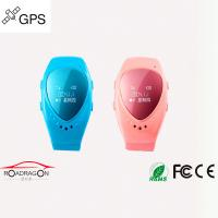 Buy cheap Mini Personal GPS Tracker With Sos Panic Button , Tracking Devices For Kids product