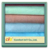 Buy cheap Soft sueded cotton fabric sectional sofa leather suede Support Red Green White product