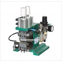 Buy cheap Portable Pneumatic Wire Cutting Stripping Twisting Machine Adjustable Speed product