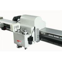 Buy cheap Flatbed Digital Cutter / Corrugated Box Cutting Machine With Oscillating Blades from wholesalers