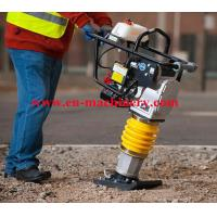 Buy cheap Gasoline honda power earth sand soil wacker impact jumping jack multiply compactor tamper vibrating tamping rammer product