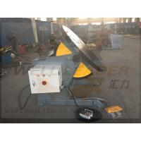 Buy cheap Tiltable & Rotary Welding Positioner Pipe Tube Flange Elbow Rotary welding product