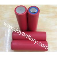 Buy cheap Sanyo NCR18650GA 3500mAh 10A discharge battery,new arrival NCR18650GA 3500mah from wholesalers
