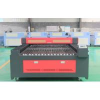 Buy cheap 150w Tube Acrylic Sheet Cutting Machine Imported Linear Guide Rail And Precision Gear product