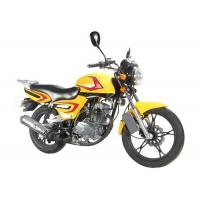 China 125cc 150cc 200cc Gas Powered Motorcycle , Full Gas Motorcycles4 Stroke CG Engine on sale