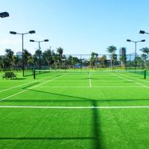 Buy cheap Real Looking Artificial Grass Soccer Field / Artificial Plastic Grass Mat product