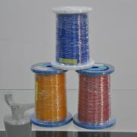 Buy cheap Red Pink Black Blue 3 layers insulated winding copper wire from wholesalers