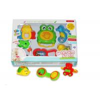 Buy cheap 6 Pcs Plastic Kids Music Piano Baby Rattle Teether Toddler Instrument from wholesalers