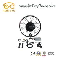 Buy cheap Beach Cruiser Electric Hub Motor Kit 26A Controller 83% Efficiency product