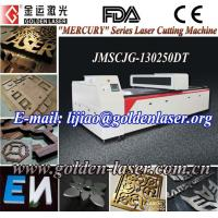 Buy cheap High Precision CO2 CNC Lazer Cutting Machine Price JMSCJG-130250DT product