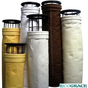 Buy cheap Cement Kiln dust Teflon PTFE Filter Bag / PTFE Filter Bag High Efficiency D150 * 5000 product