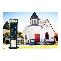 Buy cheap Fairs, events and shopping mall use public phone charge station product