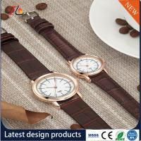 Buy cheap wholesale Pu watch Round dial alloy case quartz watch fashion watch concise from wholesalers