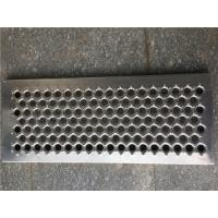 Buy cheap Perf - O Type Grip Strut Grating 3MM Thickness Anti Skid Grating For Steps product