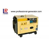 Buy cheap 1.8kVA / 2kVA Small silent Diesel Welder Generator with Single Cylinder from wholesalers