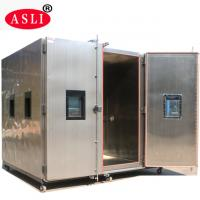Buy cheap Climate Stability Temperature And Humidity Test Chamber Fast Cooling / Heating Rate from wholesalers