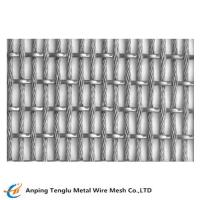 Buy cheap Stainless Steel Cable Mesh Cable pitch: 40mm Cable diameter: 3mm x 1. product