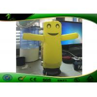 Buy cheap Decorations Inflatable Air Dancers , Inflatable Mini Desk Dancer For Presents product