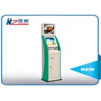Buy cheap Multi function self service kiosk with currency exchange bill payment product