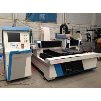 Buy cheap Electrical cabinet Stainless steel laser cutting machine with laser power 800W product