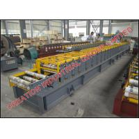 Buy cheap Galvanized Steel Strip Locked Roof Sheet Metal Forming Equipment CE / SONCAP product