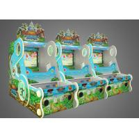 Buy cheap Touch Screen Fashion Arcade Shooting Machine With Multi Missions product