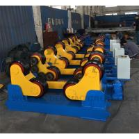 Buy cheap Two Years Warranty Small Welding Rotator for Pipes , Tanks , Vessels from wholesalers