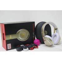 China Beats by Dr. Dre Studio 2.0 Wireless Headphones - Gold  New Sealed  made in china grgheadsets.com on sale