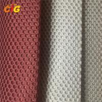 Buy cheap 100% Polyester Home Textile Products Sandwish Mesh Fabric 150 cm Width product