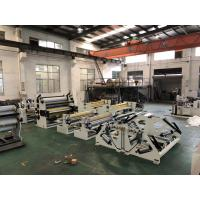 Buy cheap Touch Screen Toilet Paper Production Line / Toilet Paper Rewinder product