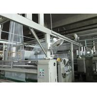 Mosquito - Net Hot Air Stenter Machine, Textile Finishing Machine Without Tension
